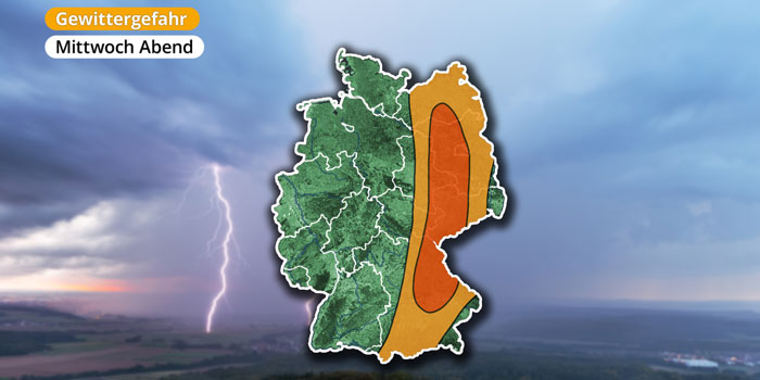 Wetter im Rheinland Gewitter und Sturmböen zu erwarten - Lichtblick Wochenende