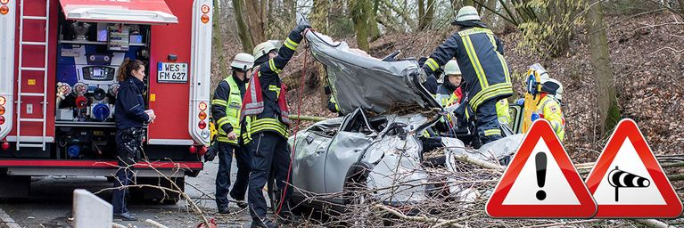 Todesopfer - Bahnverkehr eingestellt - Flugausfälle