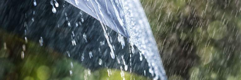 Nach Gewitterfront neues Regengebiet