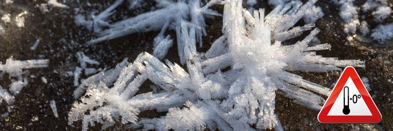 Arktischer Dauerfrost! Die Temperaturen sinken weiter