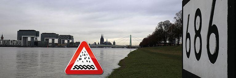 Entspannt das Wetter die Hochwasserlage?