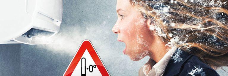 Arktische Kälte lässt uns bibbern!