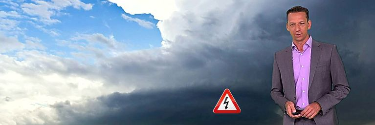Schluss mit Sommerwetter - Gewitter kommen!