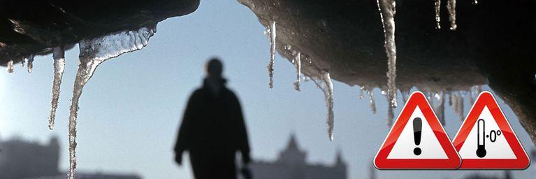 Deutschland wird zum Eisschrank