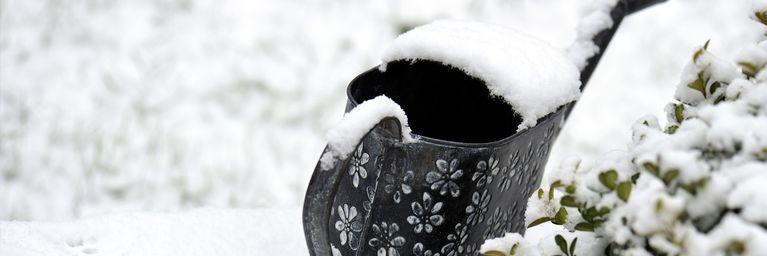 Nach Föhnzusammenbruch wieder Schnee