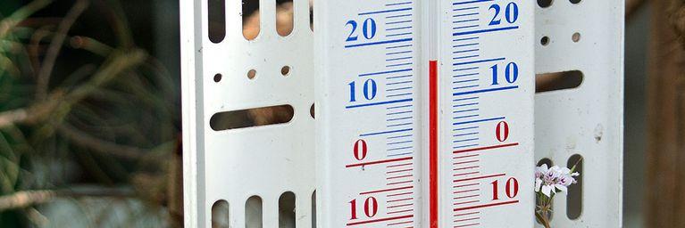 Wie hoch steigen die Temperaturen?