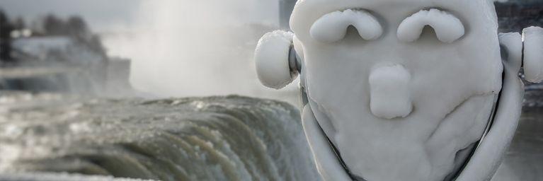 Bise lässt Kälte extrem anfühlen