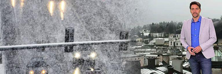 Neue Front bringt Schnee