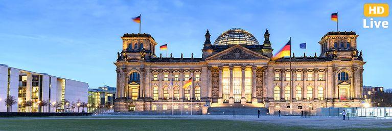 Deutschland LIVE: Dein Wetter - Deine Wahl