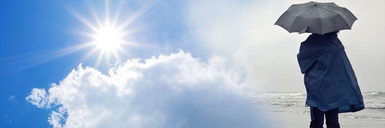 Ungerecht verteiltes Wetter?