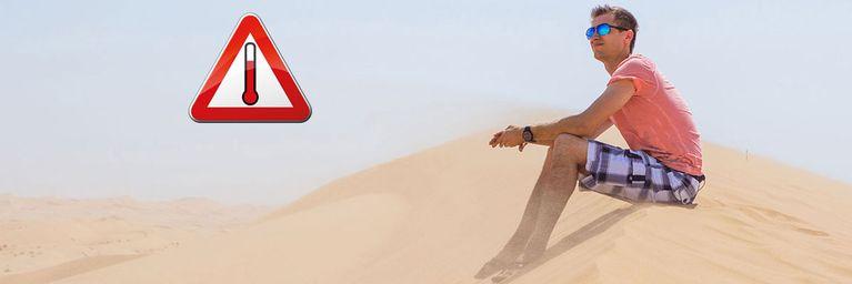 Jetzt kommt die Nordafrika-Hitze!