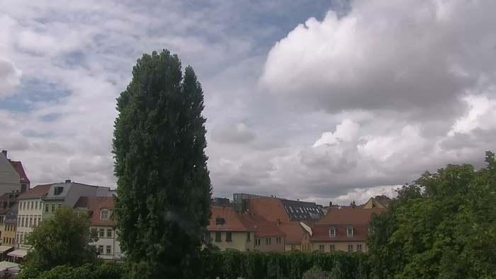 HD Live Webcam Weimar - Frauenplan - Goethes Wohnhaus