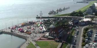 Hd Live Webcam Bremerhaven Neuer Hafen Atlantic Hotel Sail City