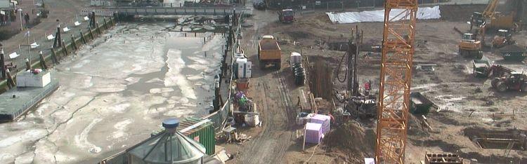 Livecam Büsum - Museumshafen