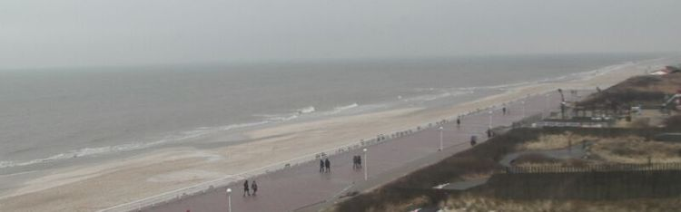 Livecam Westerland - Strandpromenade - Sylt
