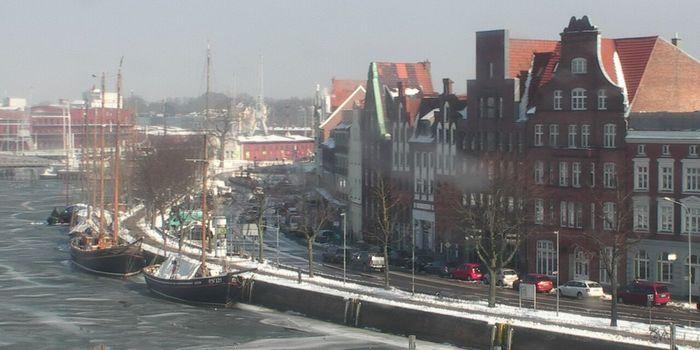 Livecam Lübeck - Altstadt