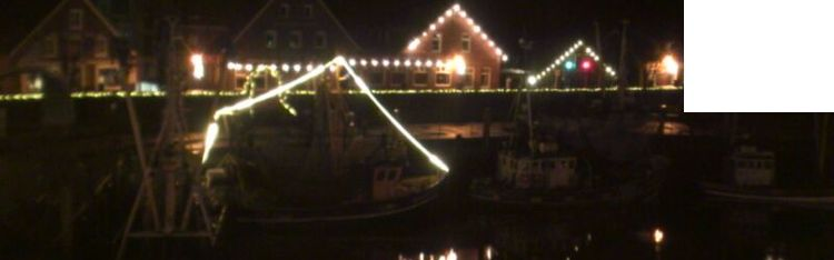 Livecam Neuharlingersiel - Hafen Ost