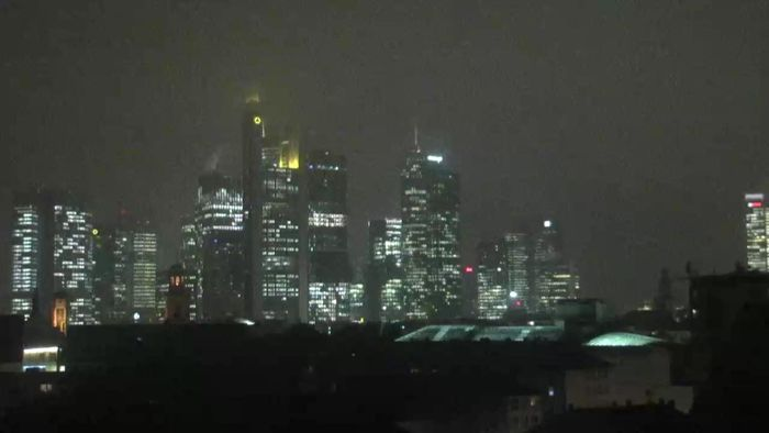 HD Live Webcam Frankfurt am Main - Skyline - Stadt Frankfurt