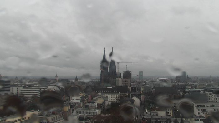 HD Live Webcam Köln - City - Pullman Hotel Cologne