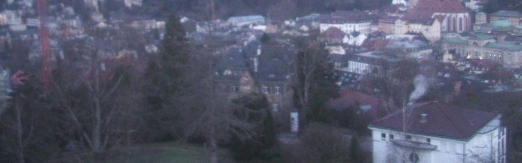 Livecam Baden-Baden - Friedrichsbad - Hotel Magnetberg