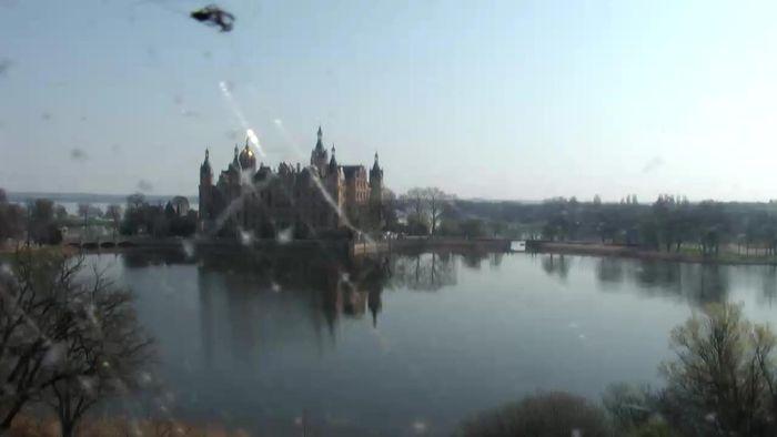 HD Live Webcam Schwerin - Schweriner Schloss - Com In Gruppe