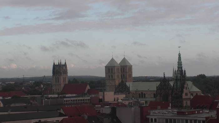 HD Live Webcam Münster - Panorama - Raphaelsklinik