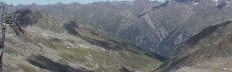 Livecam Sölden - Rettenbachgletscher