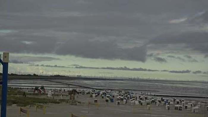 HD Live Webcam Norden - Norddeich - Strandpromenade