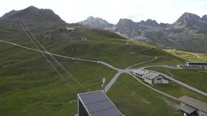 HD Live Webcam St. Moritz - Corviglia
