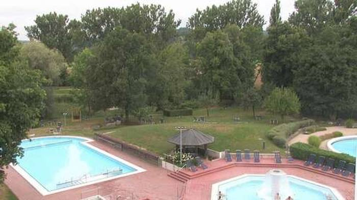 HD Live Webcam Bad Birnbach - Rottal Terme