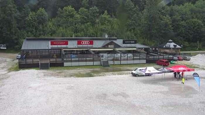 HD Live Webcam Špindlerův Mlýn - Riesengebirge - Svatý Petr