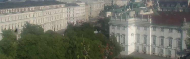 Livecam Wien - 25hours Hotel Wien beim MuseumsQuartier