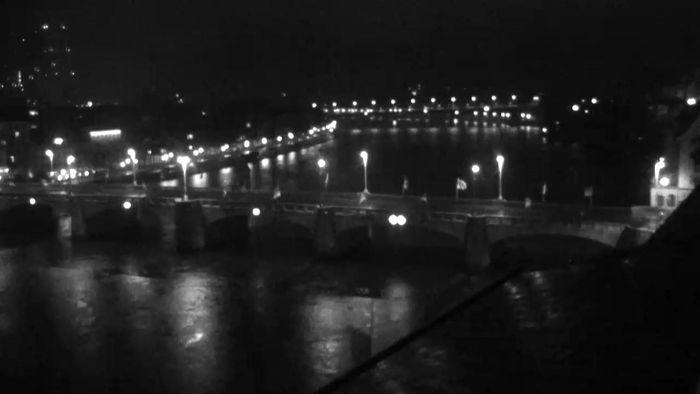 HD Live Webcam Basel - Hotel Les Trois Rois