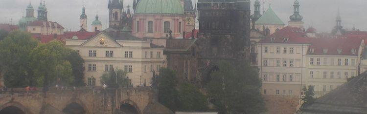 Livecam Prag - Hotel Kampa Garden