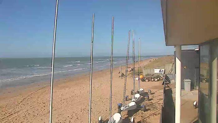 HD Live Webcam Notre-Dame-de-Monts - Pôle Nautique