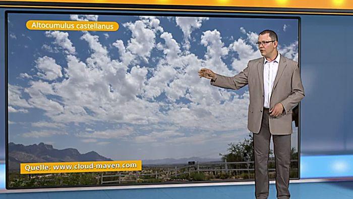 Gewitterwolken - Die Vorboten des Unheils