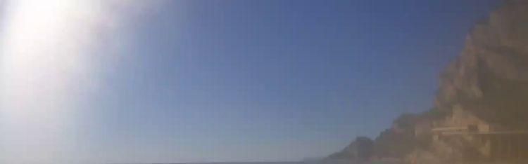 Livecam Gaeta - Beach S.Agostino