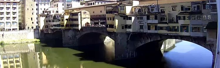 Livecam Firenze - Ponte Vecchio - Old Bridge