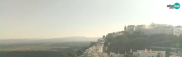Livecam Vejer de la Frontera (Cadiz)