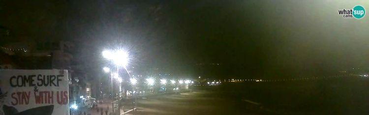 Livecam Las Palmas - Las Canteras Beach
