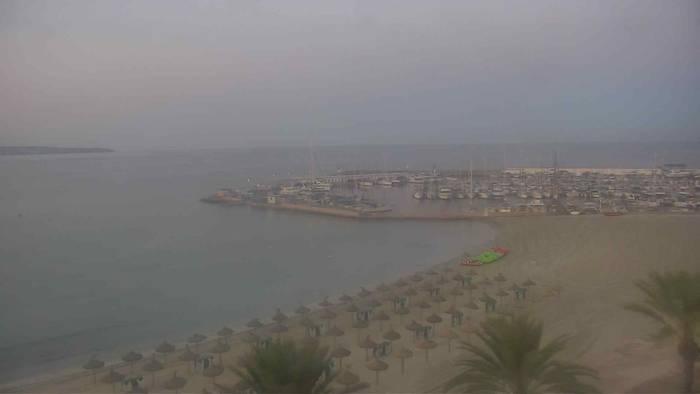 "HD Live Webcam Palma - Can Pastilla - ""Ballermann"" - Mallorca"