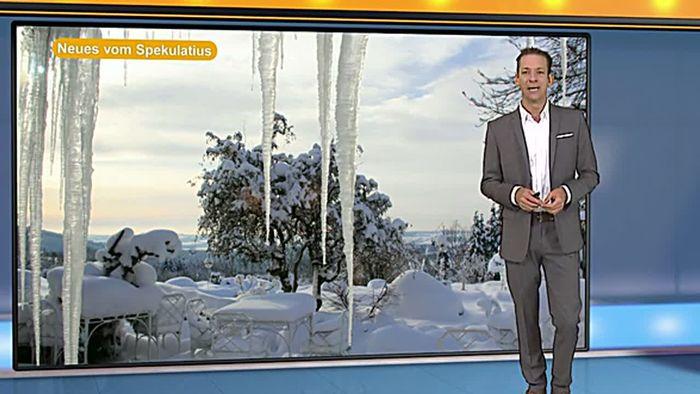 Kais Kolumne: Was erwartet uns zum meteorologischen Winteranfang?