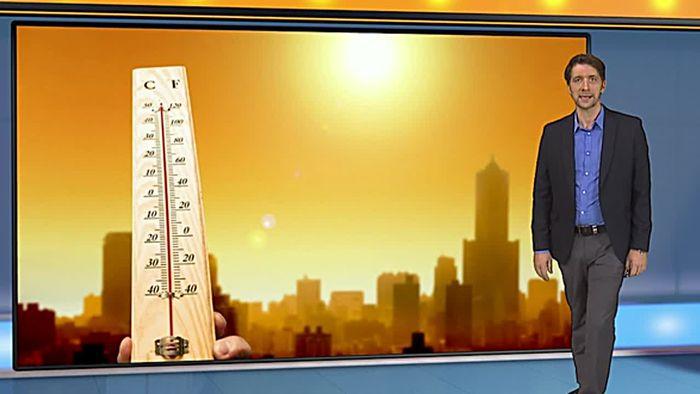 Alter Temperaturrekord pulverisiert
