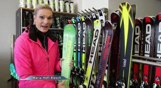 Welcher Ski ist der richtige?