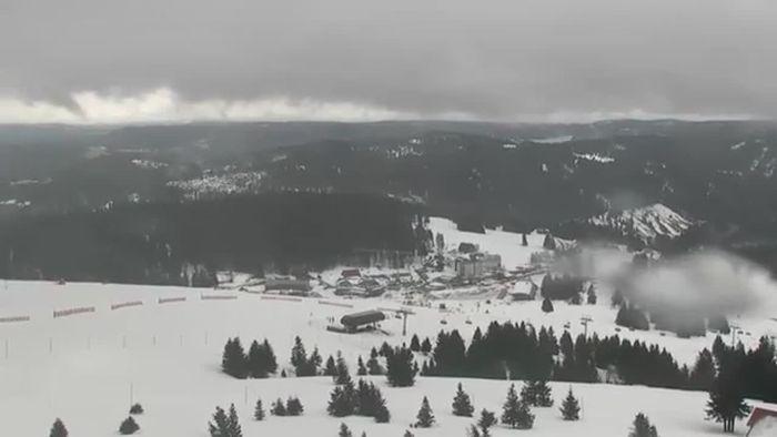 Wetter Feldberg Schwarzwald
