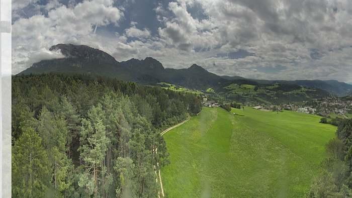 HD Live Webcam Völs am Schlern - Dorfzentrum