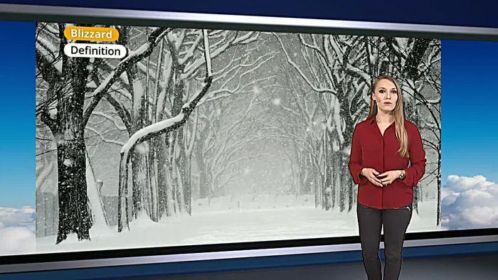 Blizzards - Auch für uns eine Gefahr?