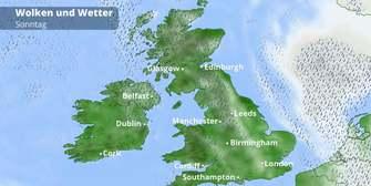 Britische Inseln Wetter