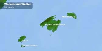 Balearen-Wetter