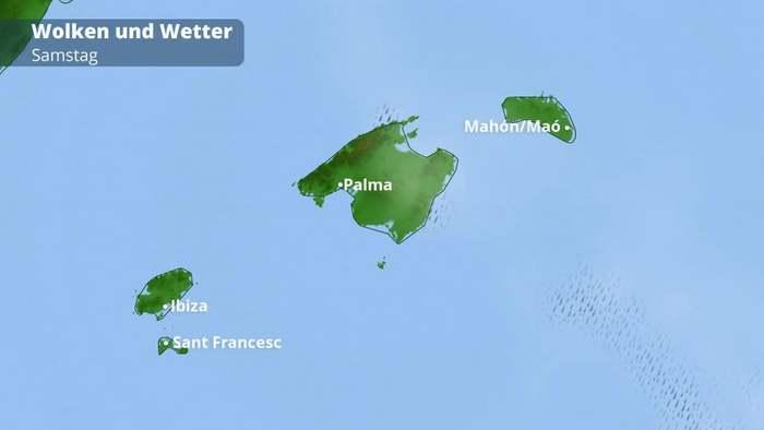 Mallorca-, Menorca- und Ibiza-Wetter